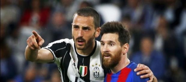 Juventus e Barcelona apontam baterias para os quartos-de-final da Liga dos Campeões