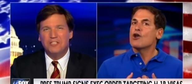 Mark Cuban on Fox News, via YouTube