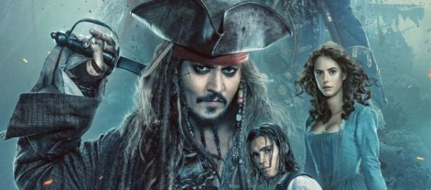 Pirates of the Caribbean: Dead Men Tell No Tales/Salazar's Revenge ... - digitalspy.com