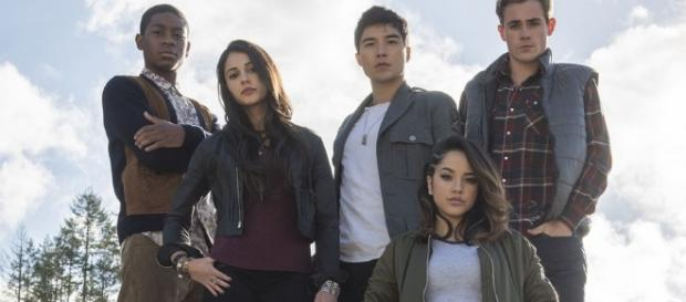 Power Rangers Gets China Release Date | Hollywood Reporter - hollywoodreporter.com