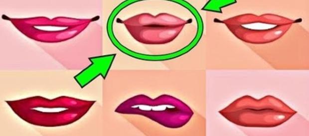 Formato da boca revela detalhes da personalidade