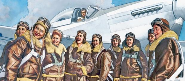 Trailblazing Women Pilots – Honoring the WASP by Commemorative Air ... - kickstarter.com