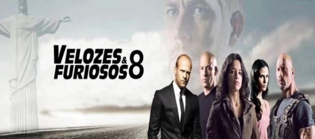 Velozes e Furiosos 8 estreou no último dia 13 (Foto: Reprodução)