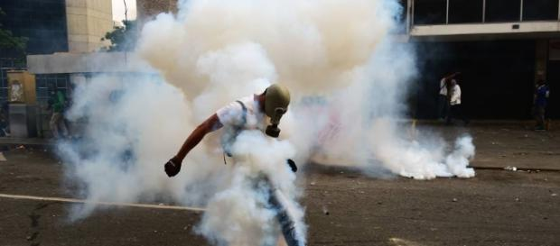 Venezuela passa por movimento contra o governo Maduro