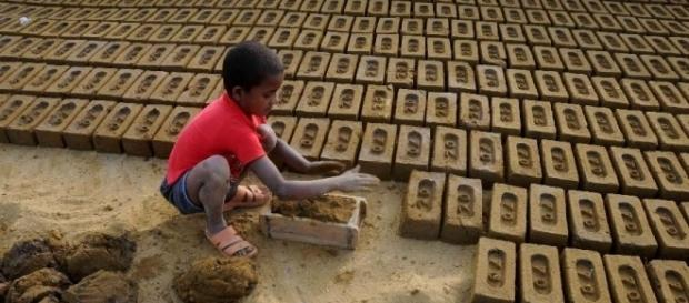 While they should be going to school & enjoying childhood, many of Iran's precious little ones are forced into labor.