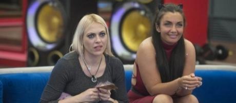 Daniela Blume y Elettra tienen una relación de altibajos y de amor-odio desde hace semanas