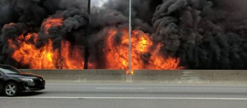 3 in Custody After Fire Leads to I-85 Bridge Collapse in Atlanta - yahoo.com