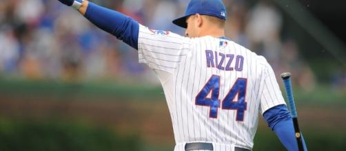 Anthony Rizzo Putting Up an MVP Fight - FanRag Sports - fanragsports.com