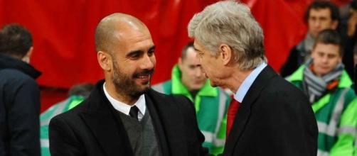 Arsene Wenger: 'Pep Guardiola wanted to play for Arsenal ... - pulse.ng