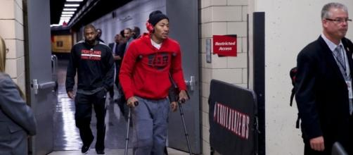 Bulls' Rose to Miss Another Year After Knee Injury - The New York ... - nytimes.com