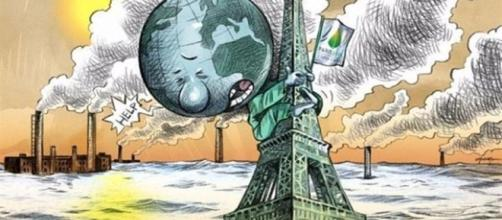 China's legislature ratifies Paris Agreement on climate change ... - shanghaidaily.com