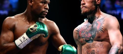 Floyd Mayweather vs Conor McGregor ... - hypebeast.com