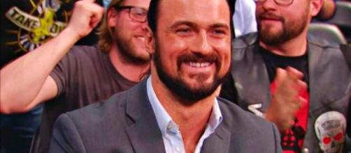 Former TNA champion Drew McIntyre was part of 'NXT TakeOver' on Saturday. [Image via Blasting News image library/inquisitr.com]