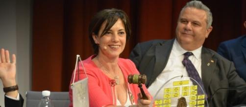 Gabriella Gastaldi, Governatore del Distretto 108 Ia1 del Lions Club International.