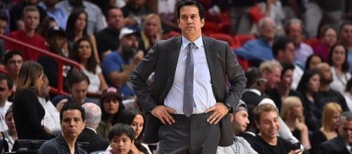 Kevin Durant had some words of praise for the Heat coach Erik Spoelstra - abs-cbn.com
