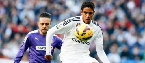 Madrid - Varane pour son retour après plus d'un mois d'absence, Raphaël Varane a rechuté.