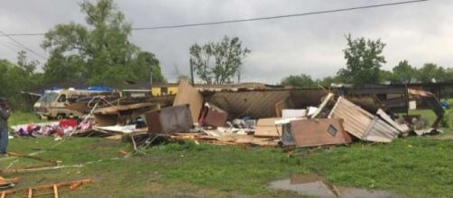 The Latest: Weather agency confirms tornado in Louisiana ... - seattlepi.com