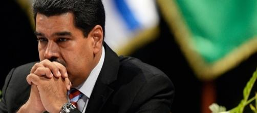 Venezuelan President Nicolás Maduro in deep thought / Photo by revistaojo.com via Blasting News library