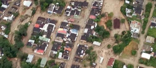 Video de avalanchas y desbordamientos en Mocoa (Putumayo) Colombia ... - publimetro.co