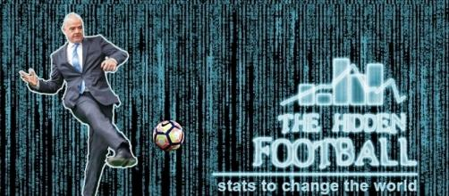 WAIBI Hidden Football: Stats to change the world