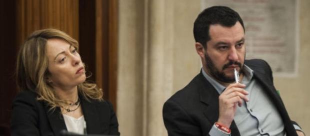 Amministrative, tra agguati e rappresaglie Meloni e Salvini all ... - huffingtonpost.it