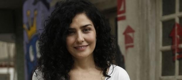 Atriz Letícia Sabatella mostrou não ter ficado espantada com acusação de assédio contra José Mayer