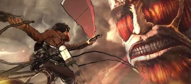 Attack on Titan: Wings of Freedom.
