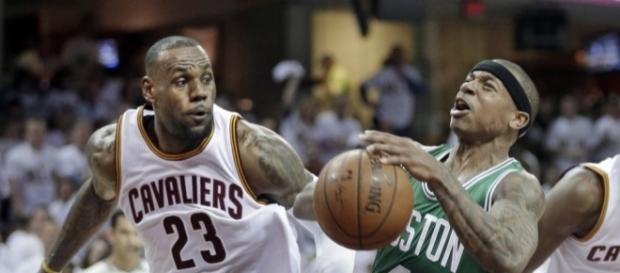 Cleveland Cavaliers vs. Boston Celtics - March 1, 2017 | The .