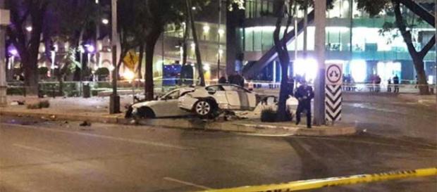 Confirman que conductor en accidente de Reforma será procesado por ... - com.mx