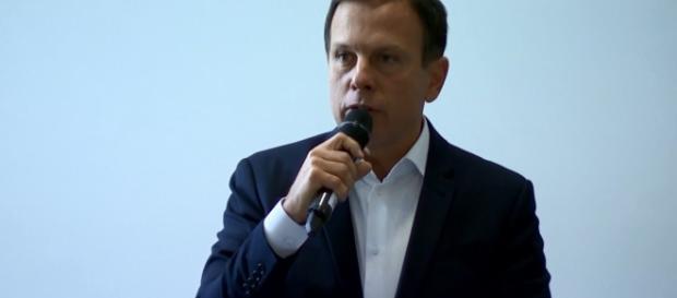 """G1 - Dória mexe com os """"nervos' do PSDB"""
