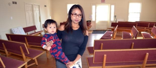 Immigrants are seeking sanctuary in U.S. churches - cruxnow.com