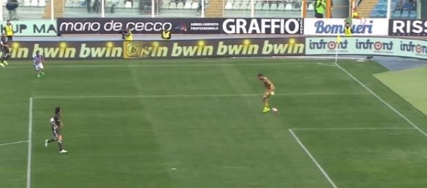 Pescara-Milan 1-1, per Berlusconi i conti non tornano ma Montella non drammatizza