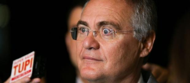 Senador Renan Calheiros (PMDB-AL) criticou novamente o governo Temer nas redes sociais