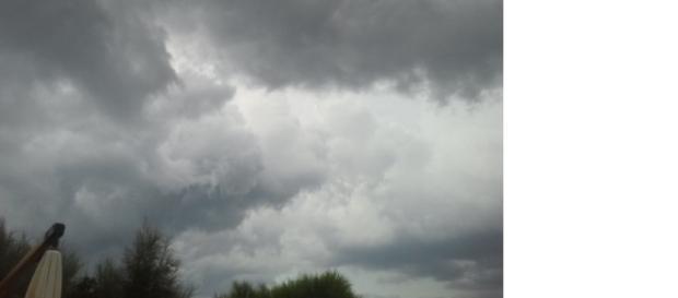 Tornano pioggia e temporali sul Salento.
