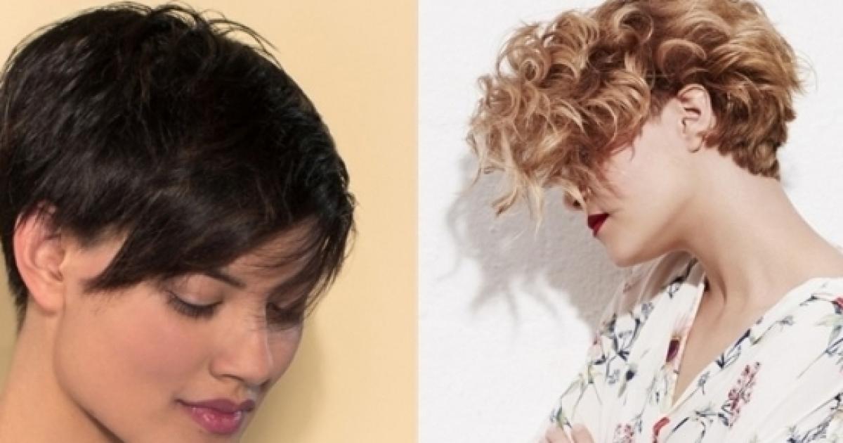 Novità tagli di capelli corti  ecco le tendenze per l estate  17 2691483944fc