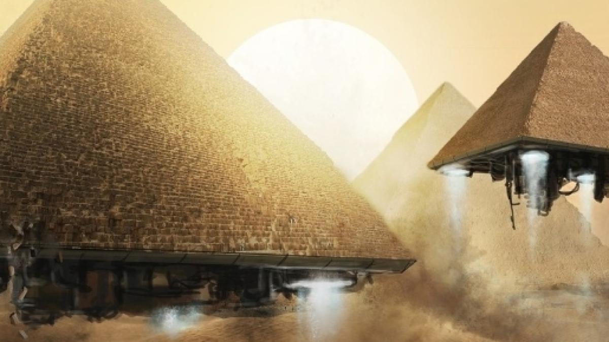 Piramidi datazione