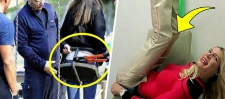 Alguns problemas que uma mulher com bumbum grande enfrenta