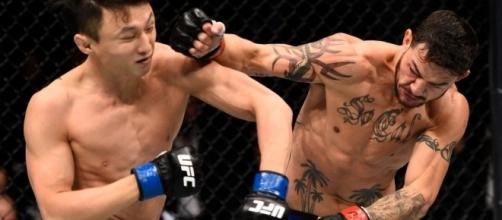 After UFC 206 thriller Cub Swanson says 'it's about time' he got a ... - thesun.co.uk