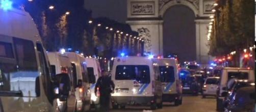 attacco di Parigi, 20 aprile 2017