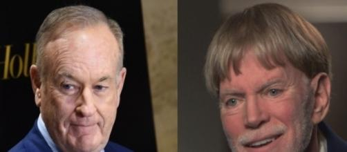 Bill O'Reilly, David Duke, via Twitter