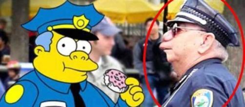 """Clancy Wiggum: o personagem de """"Os Simpsons"""" da vida real"""