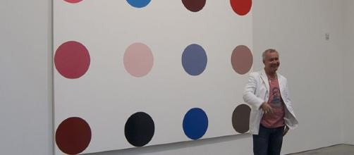 In mostra i tesori dell'incredibile di Damien Hirst a Venezia.