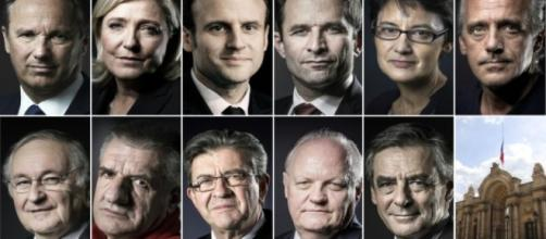 Premier tour de l'élection présidentielle 2017, le choix confus des français