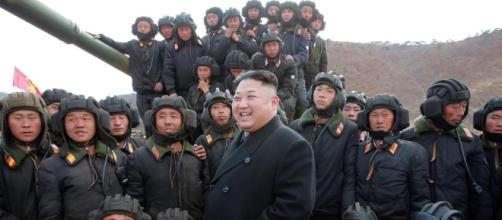 Kim Jong-un declares he's on 'the brink of a war' with US as ... - thesun.co.uk