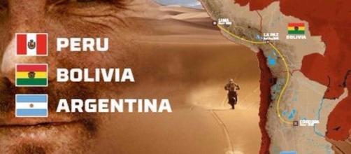 la próxima edición del Dakar, finalizará en Córdoba