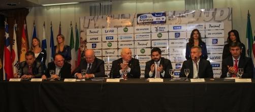 presentación oficial del Rally Argentina-2017