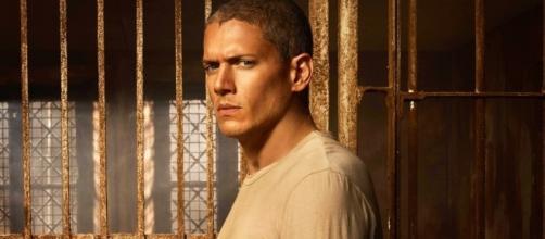 """Michael Scofield em """"Prison Break"""""""