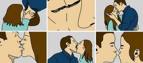 Veja o que o beijo tem a dizer sobre o seu relacionamento