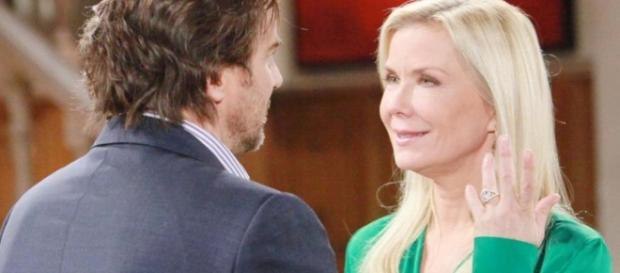 Anticipazioni Beautiful: Brooke e Ridge si lasciano