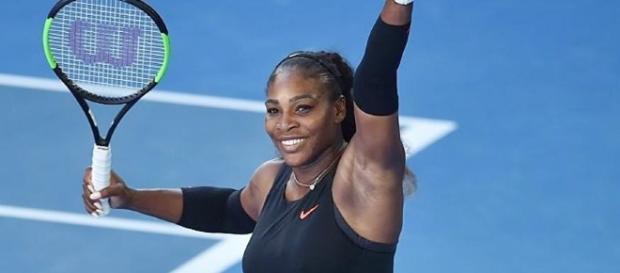 Australian Open 2017: Serena Williams Thrashes Mirjana Lucic ... - news18.com